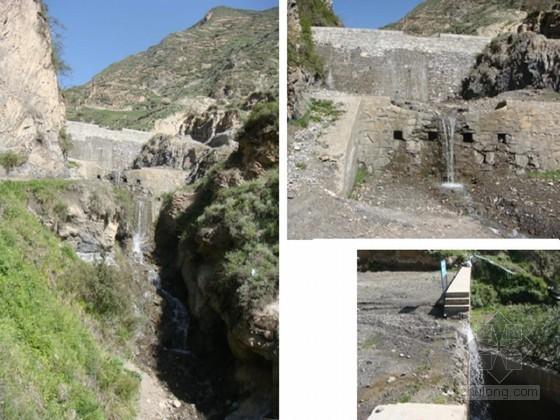 某地震灾区岩土地质灾害治理泥石流防治与工程设计