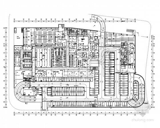 [上海]五星级酒店及办公楼全套电气施工图纸255张(计算书 知名大院)