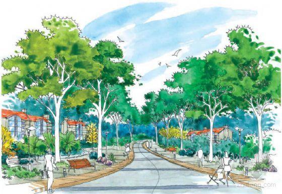 [杭州]建筑景观设计公司手绘作品集-3