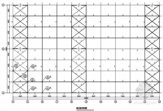 [学士]18米跨钢结构厂房毕业设计(含计算书,建筑、结构图)