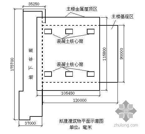 北京某大型图书馆创优规划(鲁班奖)