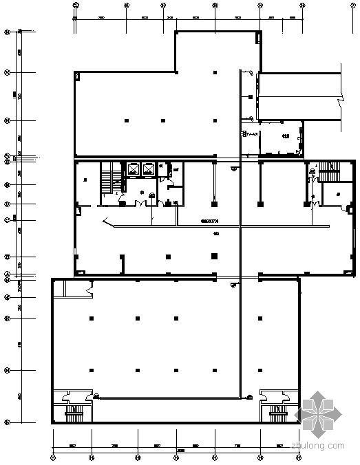 某综合办公楼弱电系统课程设计