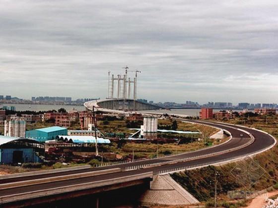 [福建]知名企业编制跨海大桥引桥施工组织设计181页(现浇悬拼)