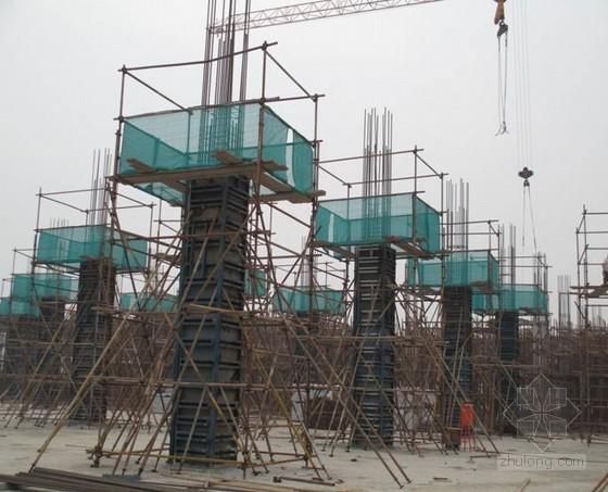 [北京]工业厂房项目施工质量创优汇报PPT