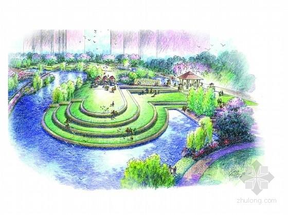 [沈阳]欧式风格小区景观扩初设计方案