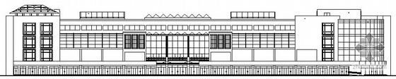 某四层商场建筑施工图
