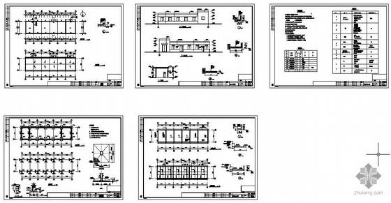 某配电房建筑结构图