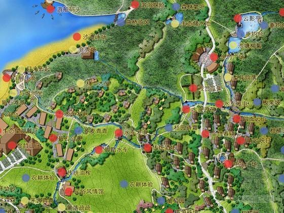 [杭州]农业观光园景观设计方案