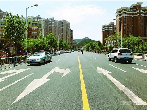 [广州]市政基础设施次干道初步设计图纸140页