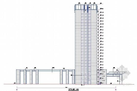 [山东]五星酒店施工组织设计(土建工程、安装工程)