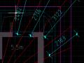 悬挑工字钢转角处布置也必须按1.25倍的锚固计算吗