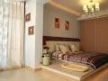 省空间榻榻米设计,最新现代榻榻米卧室装修效果图