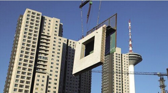 2016全国装配式建筑已呈星火燎原之势!