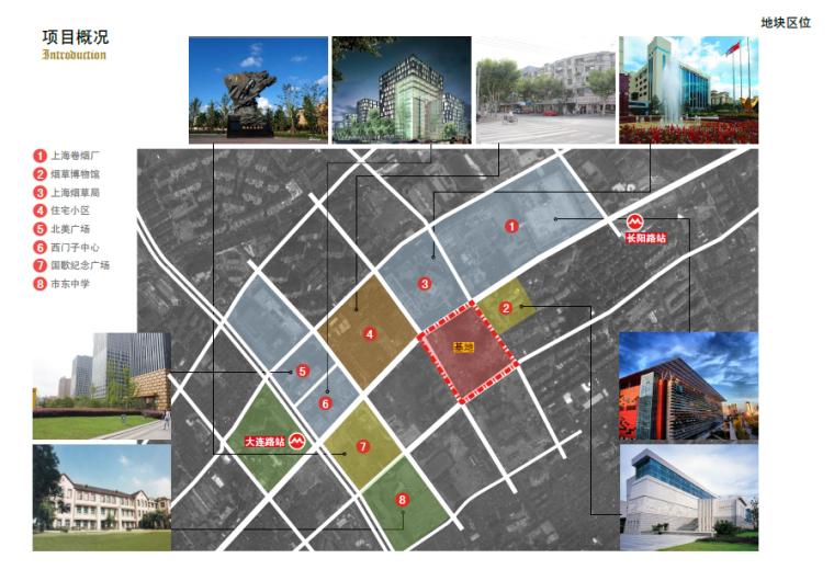 [上海]平凉社区街坊项目地块住宅规划设计