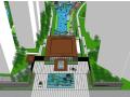 [四川]复地住宅景观最终概念设计