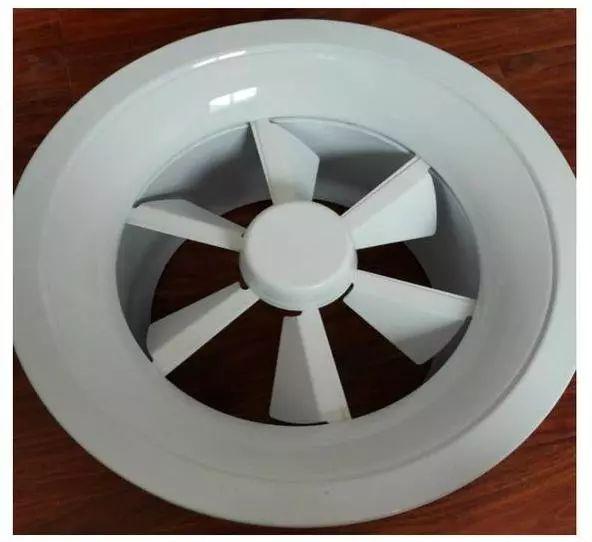 七种空调风口的分类与用途_7