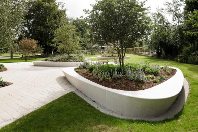 4-英国斯蒂夫尼奇镇中心花园kok第4张图片