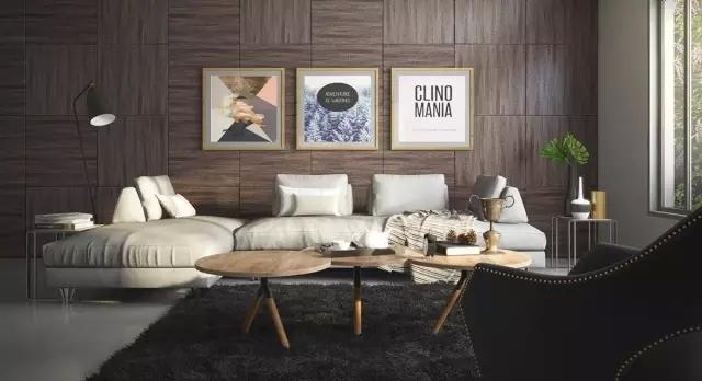 客厅装修必看,最新款客厅背景墙装修图片大全鉴赏_16