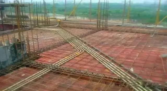 施工中建筑水电预埋的经验总结