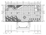 [广州]现代简约汽车销售服务中心室内设计施工图