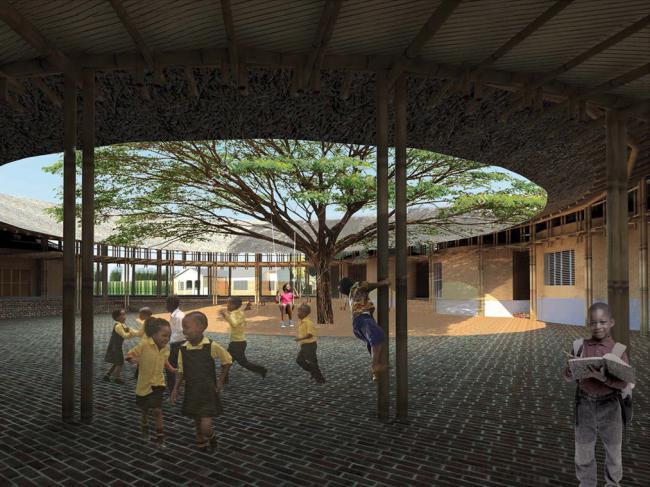 肯尼亚儿童生态村