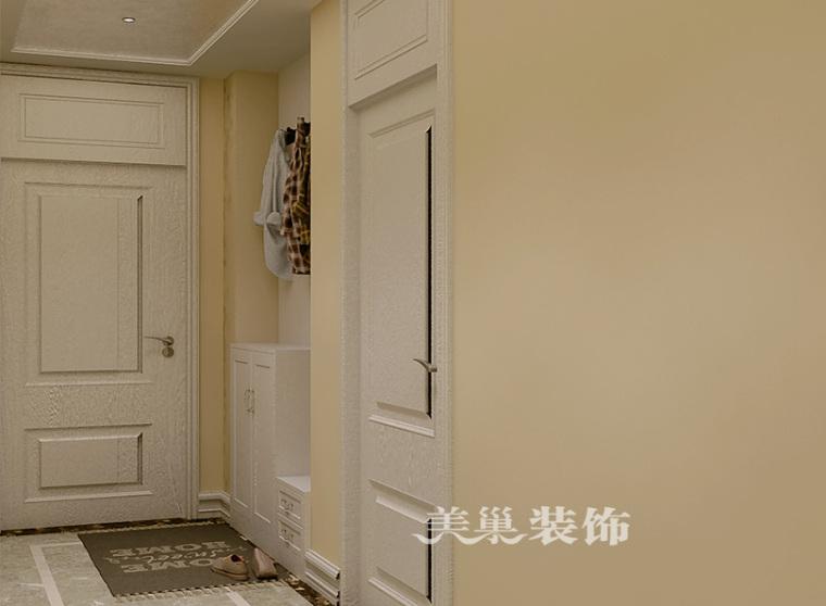 茉莉公馆三口之家新房装修,146平时尚温馨三居室