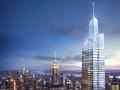 范德比尔特1号楼开建 将成纽约第二高建筑