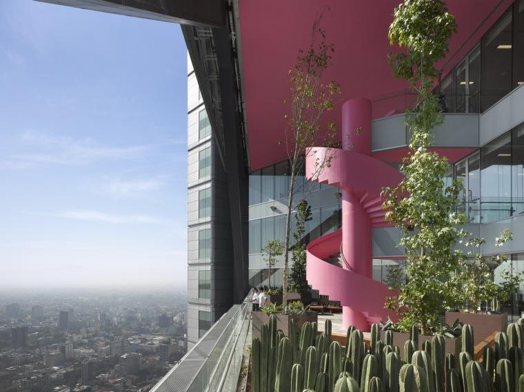 墨西哥BBVA银行大楼-5