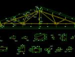 仓库屋架设计(含3D3S计算书)