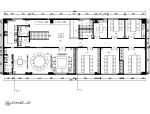 【重庆】新中式茶会所设计CAD施工图(含效果图、实景图)