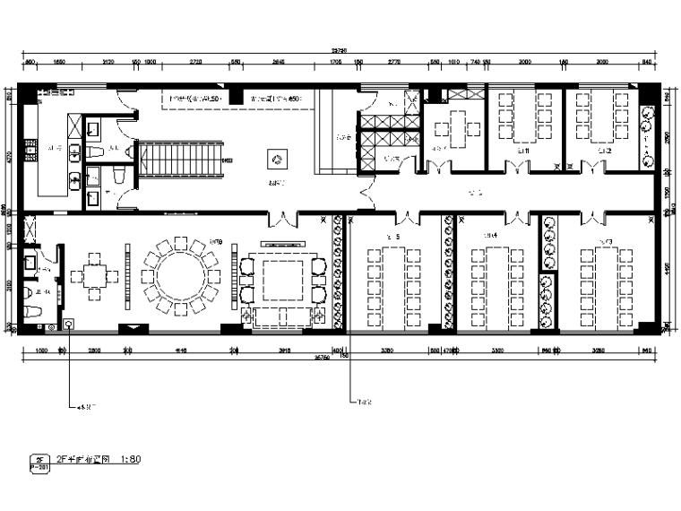 [重庆]新中式茶会所设计CAD施工图(含效果图、实景图)