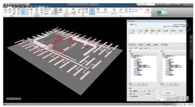 BIM技术应用于超高层机电安装工程||案例_12