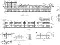 沿街多层商业建筑设计方案施工图CAD