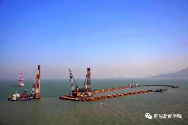 用钢圆管筑岛,港珠澳大桥人工岛这方案完胜日本|了不起的中国_3