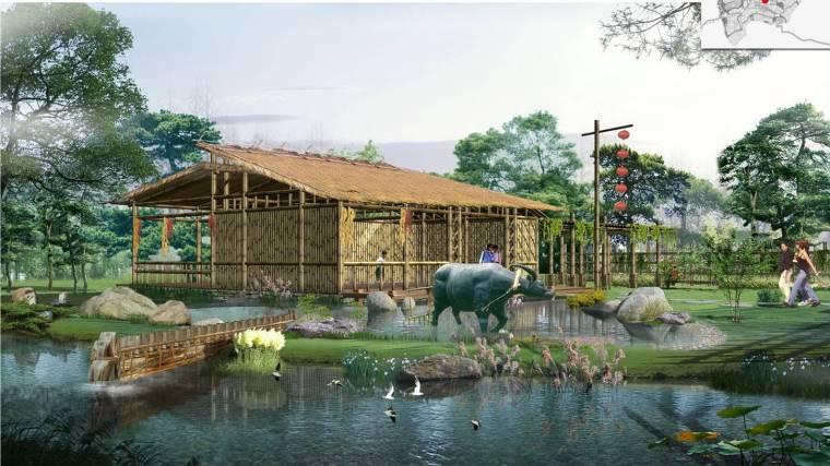 [重庆]丰都旅游休闲度假小镇规划设计(巴渝风情)