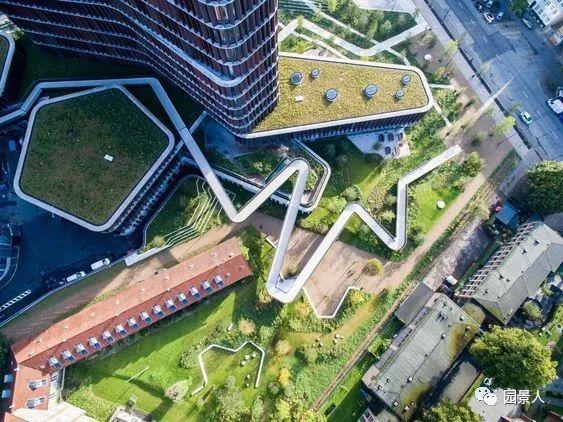 景观中庭,建筑群的心脏!_4