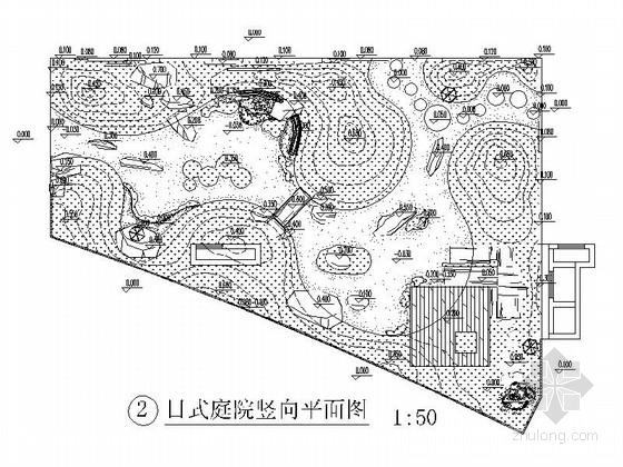 [昆明]庭院屋顶花园景观规划设计施工图