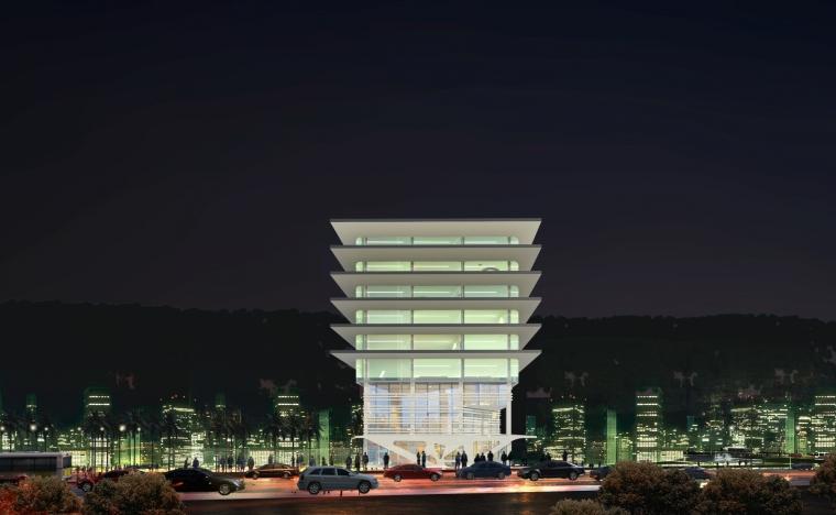 高层综合性办公楼建筑设计_20
