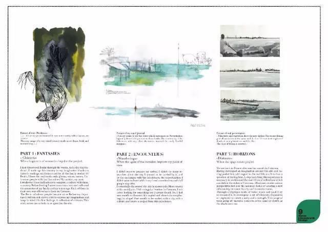 第九届国际景观双年展—景观学校展览作品_45