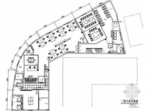 [杭州]国际著名现代汽车品牌办公室装修图(含效果)