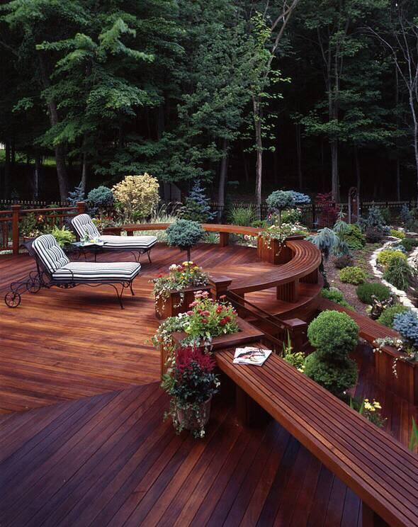 如果你家有个院子,请一定不要错过这些美出天外的设计_2