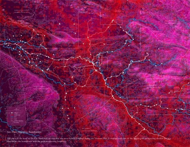 老挝战后景观重建_3