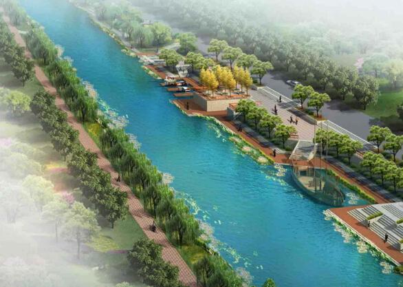 河道工程施工管理工作报告