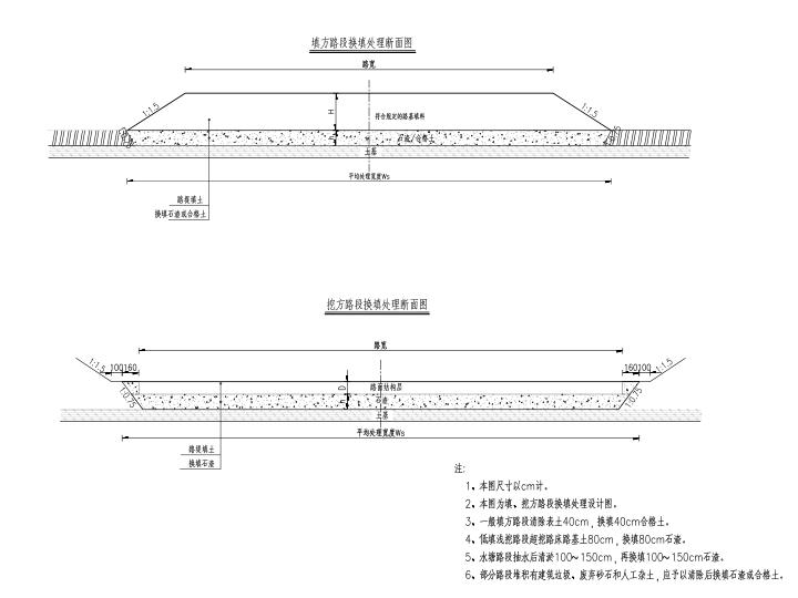 双向六车道大桥及接线道路施工图(PDF,157页)_4