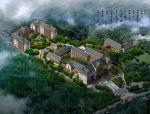 湖南省湘西土家族苗族自治州某中医院建筑设计文本