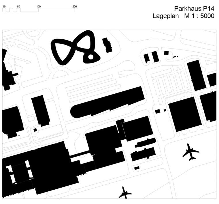 斯图加特机场公交枢纽及停车场建筑-15