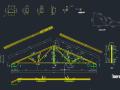钢结构厂房完整施工图