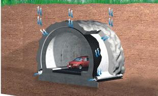 隧道防水板施工质量控制要点