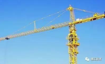 超高层建筑施工大型塔吊如何选型及布置?你造吗?