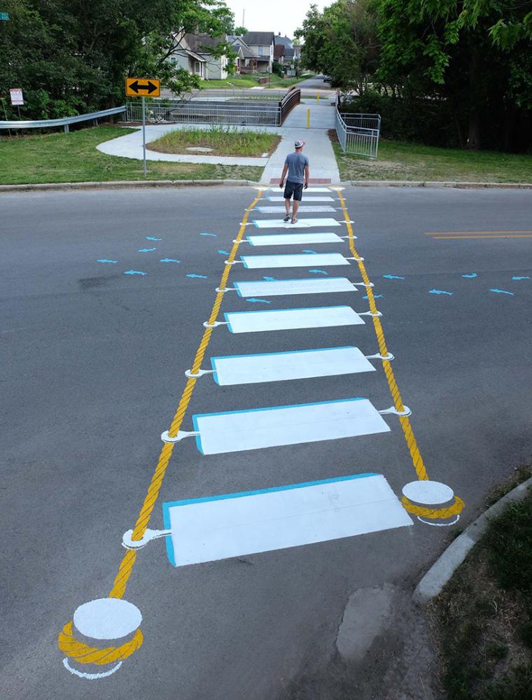 浅析城市街道空间景观规划设计(60套资料在文末)_9